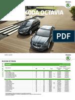 Skoda Octavia 2017