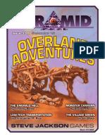 Pyramid 3-95 - Overland Adventures