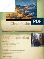 Cloud Computing Lecture