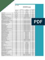 Base de Datos- Libros Ingenieria Civil
