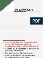 2 CURELE DE SĂNĂTATE curs 2.ppt