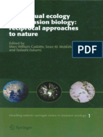 1 - Conceptual Ecology and Invasion Biology