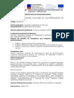 Informacion Curso AFD que se impartirán no IES García Barbón