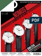 QP77 Nomos Uhren