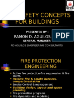 Module 9 Fire Safety Concept