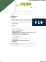 7919 - Introdução Ao CAD – o Posto de Trabalho e a Aplicação Em 2D