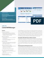CWM 100 Datasheet en EU