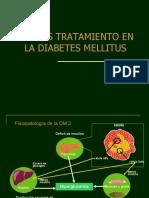 Nuevos Tratamientos Diabetes Mellitus