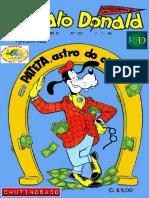 El Pato Donald - La Costra
