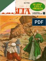 La biblia en Caricaturas animada