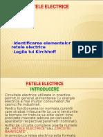 Retele Electrice Si Legile Lui Kirchhoff