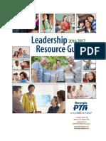 2016-2017 Leadership Resource Guide