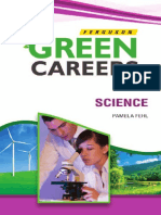 Green Careers . Sci
