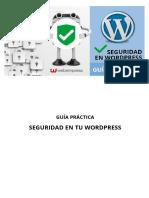 eBook Tutorial Seguridad Wordpress