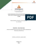 Relatório Final Prointer II 2016