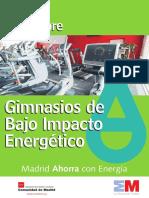 Guía Sobre Gimnasios de Bajo Impacto Energético