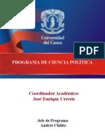 Presentación Primiparos II-2016