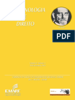 Fenomenologia e o Direito - Volume 8 Número 1