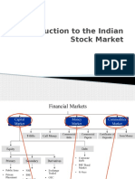 Introduction to the Indian Stock Market