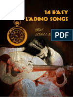 14 Ladino songs + bonus