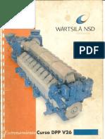 Entrenamiento Curso Dppv26 Wartsila