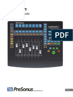 FaderPort8 Quick Start Guide en 07112016