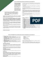 Manual de Procedimientos Para La Revisión Técnica de Vehiculos