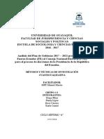 Informe Final Dalo Bucaram - 17 ODS