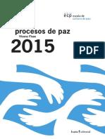 Paz_Anuario 2015 Procesos Paz Fisas