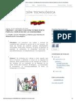 Alfabetización Tecnológica_ Unidad i