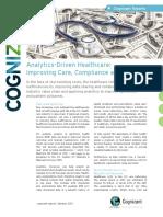 Analytics-Driven Healthcare