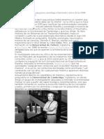 Becerra Rebolledo, Mauricio 2014 Germán E. Berrios, Psiquiatra, Neurólogo e Historiador