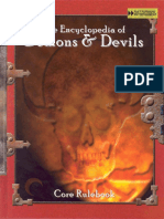 d20 Fast Forward Entertainment the Encyclopedia of Demons & Devils