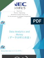 Qryde Data Analytics