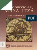 SCHUMANN, O. (2000) Introducción Al Maya Itzá