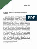 La primera recepción del pensamiento de Ibn Rusd Averroes.pdf