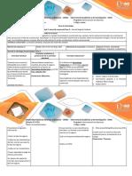 Guía de Actividades y Rúbrica de Evaluación – Fase 2 - Idea de Negocio Solidaria