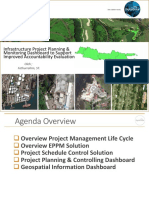 2. Project Planning & Controllong Dashboard