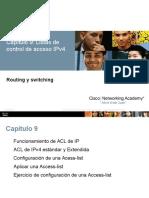 Listas de Control de Acceso IPv4