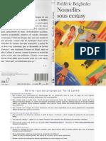 Beigbeder, Frédéric - Nouvelles Sous Ecstasy.pdf