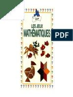 Les Jeux Mathématiques - pour enfants.pdf