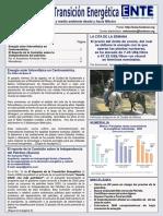 El reporte de la Comisión sobre la Independencia del Petróleo (Suecia)