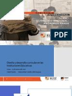 4. Seminario Lima Enero 2017 - Isabel Varela