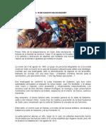 Qué Se Celebra El 10 de Agosto en Ecuador