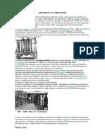 Historia de La Computación de f.A