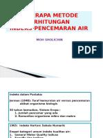 BEBERAPA-METODE-PERHITUNGAN-INDEKS-PENCEMARAN-AIR.pptx