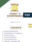 Chapter 5 _Entrepreneur