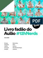 Livro Fadao Do Aulao 12hNerds 2016