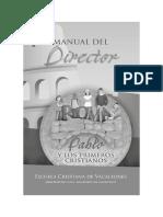 ECV Manual Director