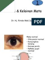 Anatomi & Kelainan  Mata.pptx